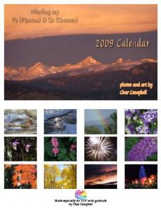 2009 calendar photos